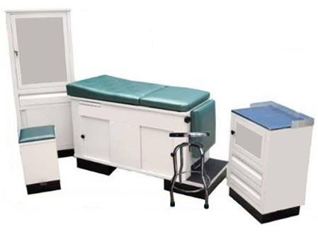 Muebles de lamina for Muebles medicos