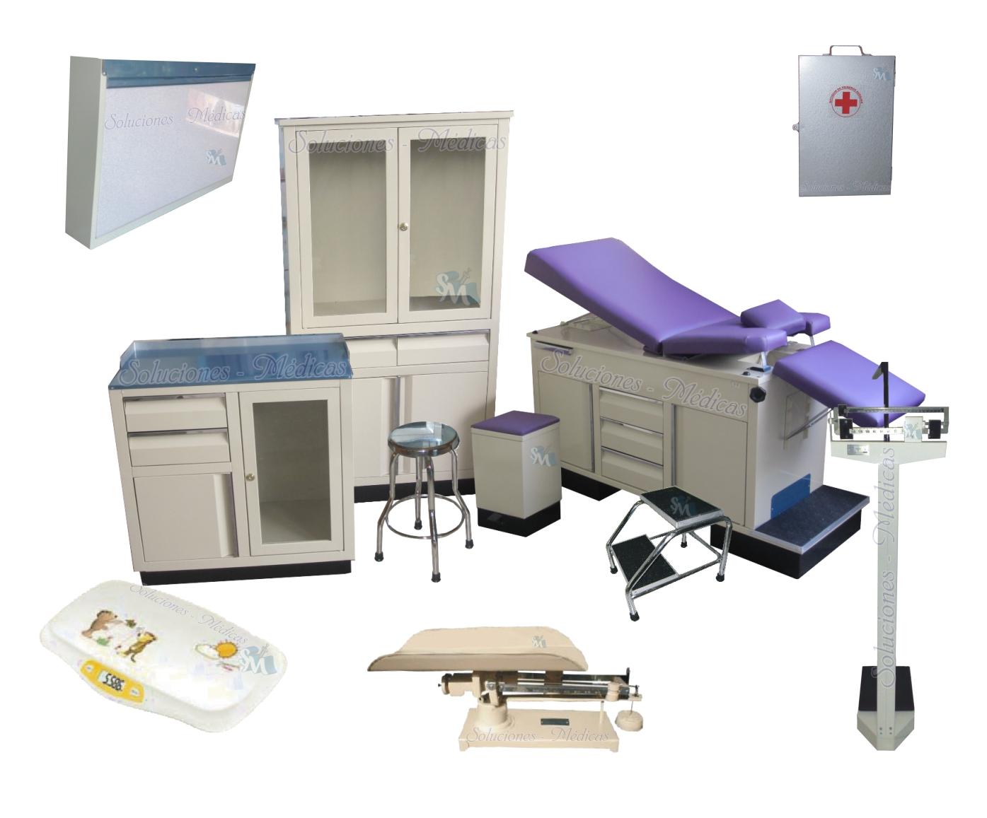 muebles medicos